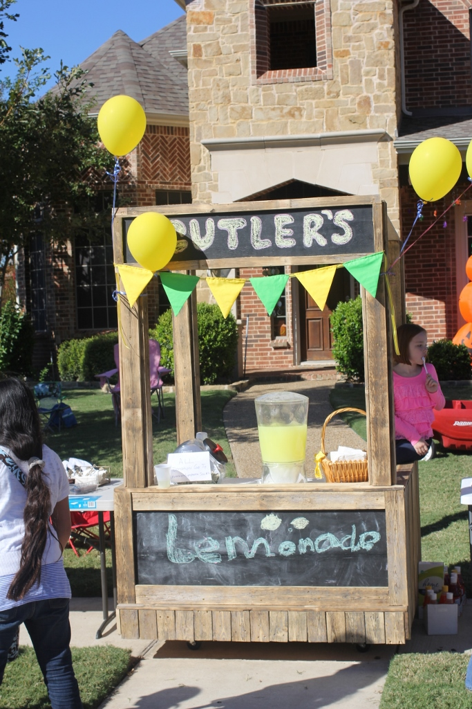how to make a successful lemonade stand